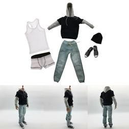 1:6 Men Clothes for 12inch Hot Toys/Sideshow/Enterbay/Phicen