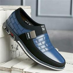 2020 New Men Oxfords Leather sneaker shoes Fashion