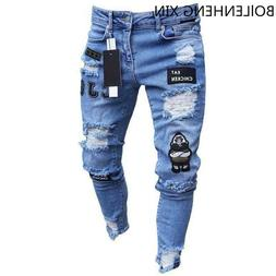 2021 Men's Casual Jogging Clothes Fashion Young Slim Trouser