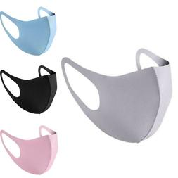 4Pack Mix Unisex Face Mask Reusable Washable Cover Masks Fas