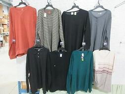 8 MEN'S T-SHIRT CLOTHES XXL 2XL BASIC EDITIONS TOPS CASUAL P