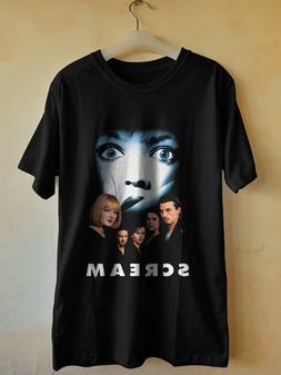90s Scream Movie T Shirt, Scream Clothing Best Seller Unisex
