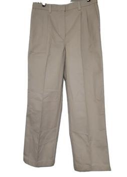 A+ Simply The Best Mens Dress Pants 33 X 30 Pleated khaki 4