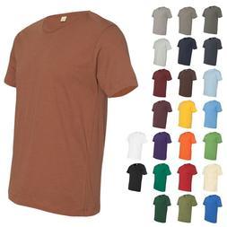 Alternative Apparel - Basic Crew 100% ringspun cotton, Men's