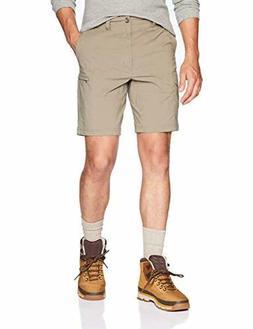 Solstice Apparel Men's Stretch Short, Bark, 36, Hiking Short