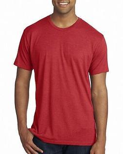 Next Level Apparel Mens Made in USA Triblend T-Shirt 6010A X