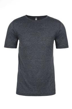 Next Level Apparel Men's Poly / Cotton Crew T-shirt 6200 C