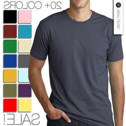 Next Level Apparel Premium Crew Neck T-Shirt - Mens Soft Fit