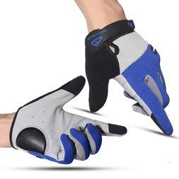 Bicycle  Full Finger Gloves Cycling Gloves For Men Women Wor