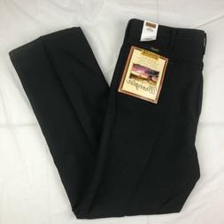 Wrangler Boot Jeans Men's 40x32  Black Style 82BK Polyeste