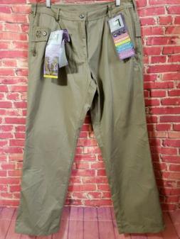 Clothing Arts Business Traveler Mens Pick pockets Khaki Pant