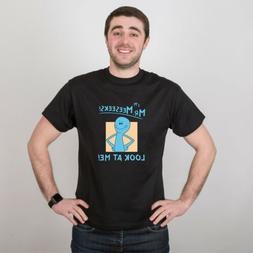 Cartoon Funny T-Shirt Unisex Tee Comics Printed Men Shirt Cu