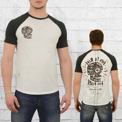 clothing london born to ride t shirt