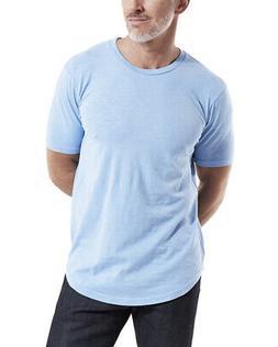 Goodlife Clothing Tri-Blend Scallop Crewneck T-Shirt Men's