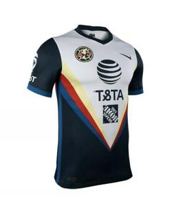 Nike Club America Official 2020 2021 Away Soccer Jersey