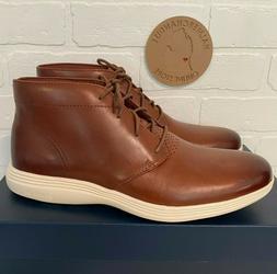 COLE HAAN Grand Tour Chukka Woodbury & Ivory Mens Dress Shoe