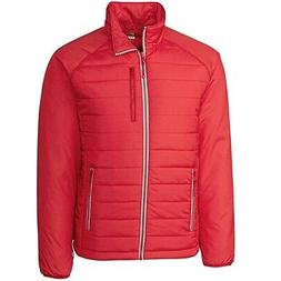 Cutter & Buck Men's Red XX-Large Packable Barlow Pass Jacket