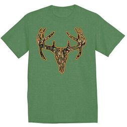 Deer Hunting T-shirt Mens Graphic Tees Gifts for Men Clothin