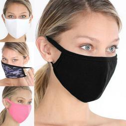 Double Layer Cotton Face Mask Reusable Washable Comfort Clot