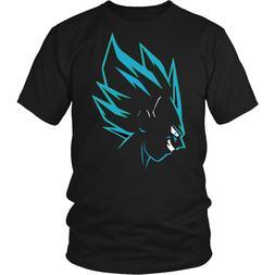 Dragon Ball Z Shirt Super Saiyan Vegeta Superhero Dragon Bal