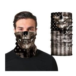 Face Covering Neck Gaiter Breathable Sun Protection Washable