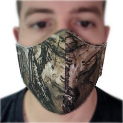 Face Mask Reusable Washable Cover,Fashion,Cloth,Cotton,Men,W