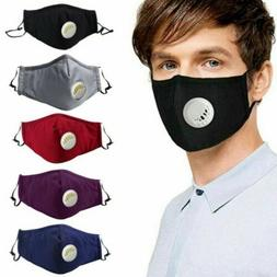 Face Mask Reusable Washable Fashion Clothing Men Women Prote