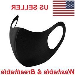 Face Mask Reusable Washable Protective Covering Masks Clothi