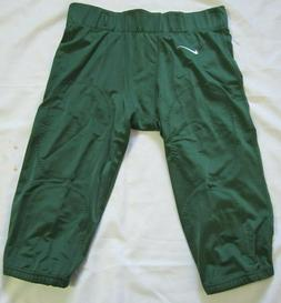 Nike Football Style 535705 Green Men Pants 3 X L