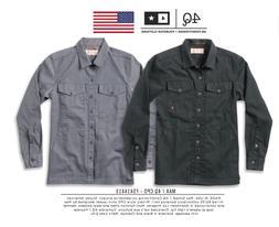 Fourstar Skateboards Clothing Men's CPO 4Q Max Schaaf Shirt