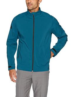adidas Golf Men's Climastorm Softshell Full Zip Jacket, Petr