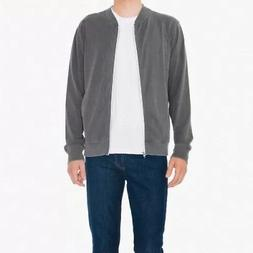 American Apparel Hammer Jersey Color Wash Day Jacket Washed