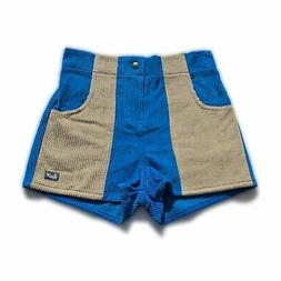 Hammies Men's Two-Tone Short: Retro corduroy shorts based on
