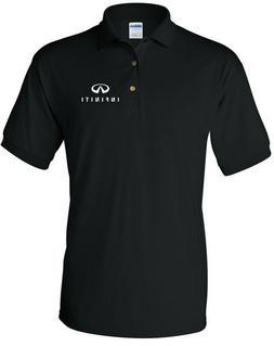Infiniti Motors Logo Men's Tee  Infiniti Polo Shirt  Clearan