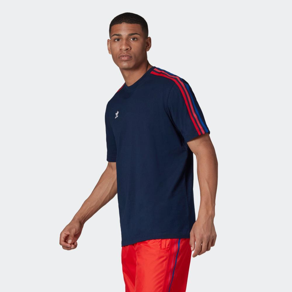 100% 3D TREFOIL T shirt