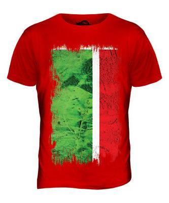 chechen republic grunge flag mens t shirt