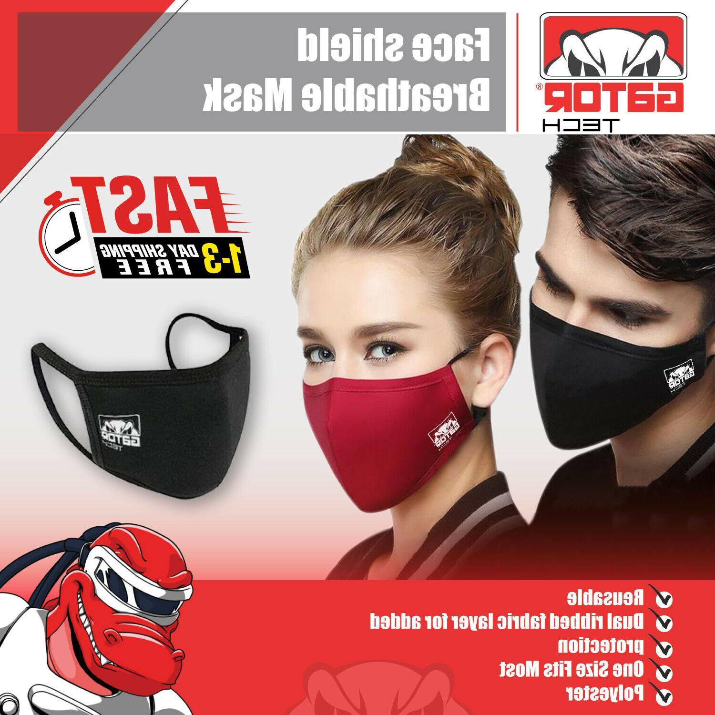 Cloth Face Mask Reusable Washable Unisex Men Women US