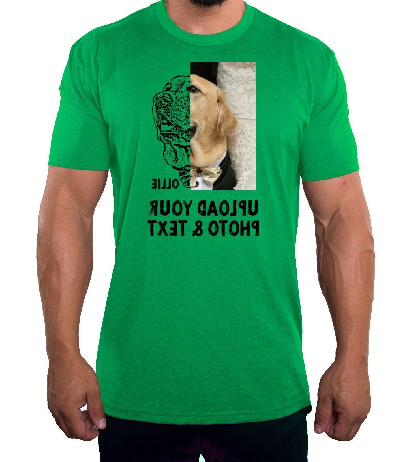 custom dog clothes for men custom shirt