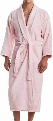 eLuxurySupply Men's Bath Robes - 100% Long Staple Cotton Ter
