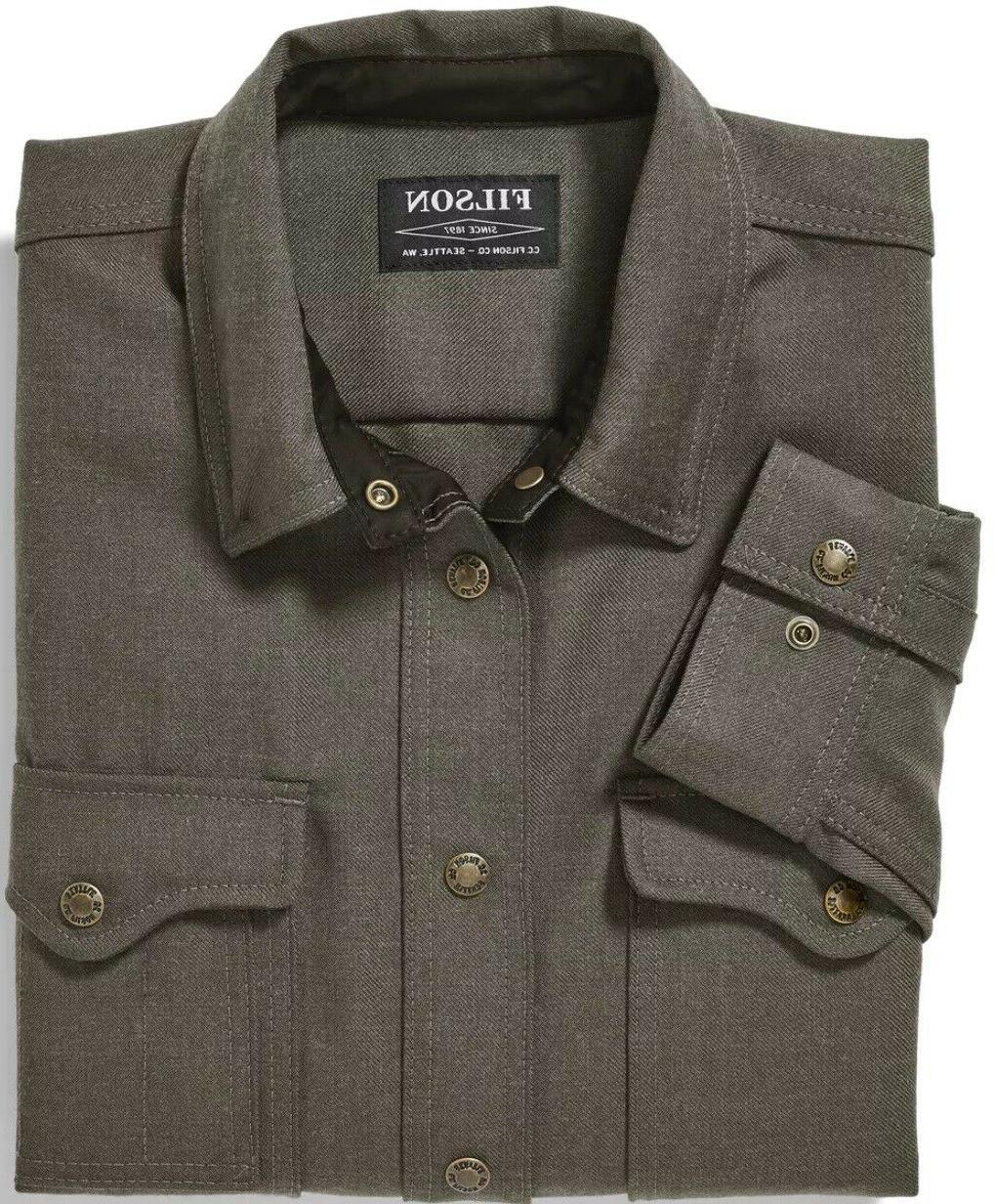 Filson Cloth Wool, Men's MSRP $250