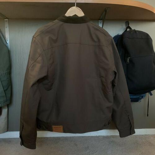 Filson Lined Dark Mackinaw Cloth