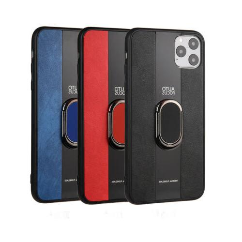 Man Cloth Holder Ring Phone Case For iPhone 6s 7 8Plus XR