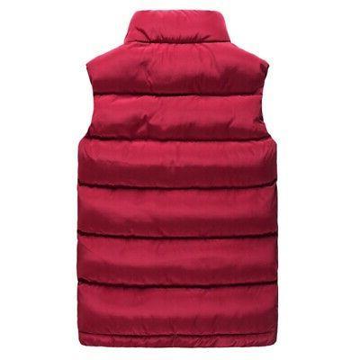 Men Down Body Jacket Winter