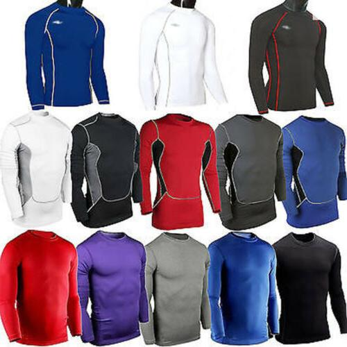 Men's Base Top Long Sleeve Thermal Sports