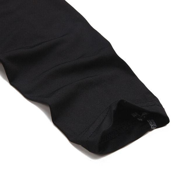Men's Compression Base Layer Top T-shirt Sleeve Shirt