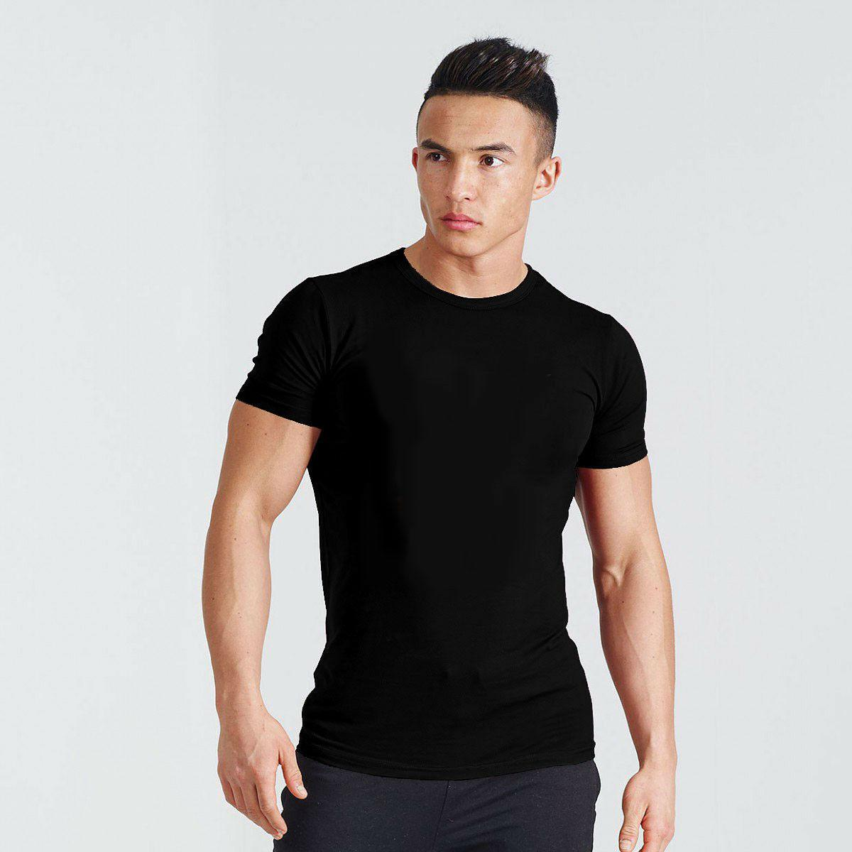men s gym bodybuilding fitness cotton clothing