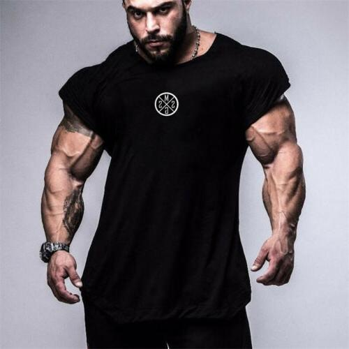men s muscle cut stringer workout tank