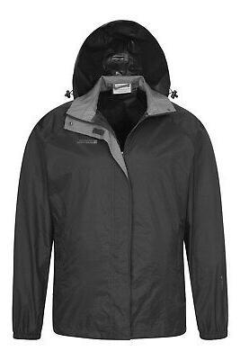 Mountain Waterproof Rain Jacket Breathable Packaway