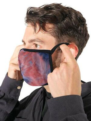 Men's Reusable Covers Cloth Masks Made Lot of