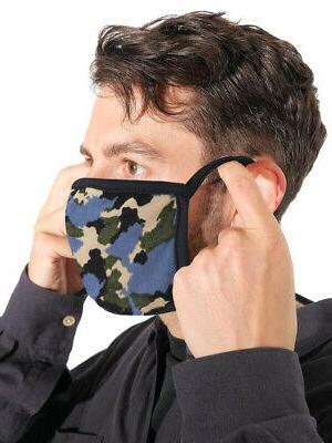 Men's Reusable Camo Covers Made Lot